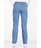 Photograph of Dickies Essence Mid Rise Straight Leg Drawstring Pant in Ciel Blue