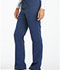 Photograph of Dickies Essence Mid Rise Straight Leg Drawstring Pant in Navy