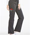Photograph of Essence Women's Mid Rise Straight Leg Drawstring Pant Gray DK106-PWT
