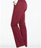 Photograph of Essence Women Mid Rise Straight Leg Drawstring Pant Red DK106-WIN