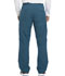 Photograph of Dynamix Men's Men's Zip Fly Cargo Pant Blue DK110-CAR