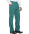 Photograph of Dickies Dynamix Men's Zip Fly Cargo Pant in Hunter Green
