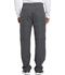 Photograph of Dynamix Men's Men's Zip Fly Cargo Pant Gray DK110-PWT