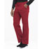 Photograph of Dickies Dynamix Men's Men's Zip Fly Cargo Pant Red DK110-RED
