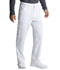 Photograph of Dynamix Men's Men's Zip Fly Cargo Pant White DK110-WHT
