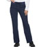Photograph of Dickies Xtreme Stretch Mid Rise Straight Leg Drawstring Pant in D-Navy