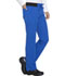 Photograph of Xtreme Stretch Women's Mid Rise Straight Leg Drawstring Pant Blue DK112-RYLZ