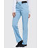 Photograph of Xtreme Stretch Women's Mid Rise Straight Leg Drawstring Pant Blue DK112-SKYZ