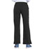 Photograph of Dickies Dickies Dynamix Mid Rise Moderate Flare Leg Pull-on Pant in Black