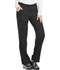 Photograph of Dickies Dynamix Mid Rise Straight Leg Pull-on Pant in Black
