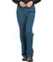 Photograph of Dickies Dynamix Mid Rise Straight Leg Pull-on Pant in Caribbean Blue