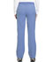 Photograph of Dickies Dynamix Women's Mid Rise Straight Leg Pull-on Pant Blue DK120-CIE