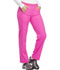 Photograph of Dickies Dynamix Women's Mid Rise Straight Leg Pull-on Pant Pink DK120-COPK