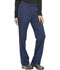 Photograph of Dickies Dynamix Women's Mid Rise Straight Leg Pull-on Pant Blue DK120-NAV