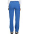 Photograph of Dynamix Women's Mid Rise Straight Leg Pull-on Pant Blue DK120-ROY