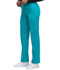 Photograph of Dynamix Women's Mid Rise Straight Leg Pull-on Pant Blue DK120-TLB