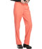 Photograph of Dickies Dynamix Women's Mid Rise Straight Leg Pull-on Pant Orange DK120-VCRL