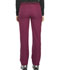 Photograph of Dynamix Women's Mid Rise Straight Leg Pull-on Pant Red DK120-WIN