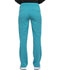 Photograph of Dickies Dynamix Women's Mid Rise Straight Leg Drawstring Pant Blue DK130P-TLB