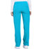 Photograph of Dickies Dickies Dynamix Mid Rise Straight Leg Drawstring Pant in Blue Ice