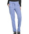 Photograph of Dickies Dynamix Mid Rise Straight Leg Drawstring Pant in Ciel Blue