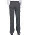 Photograph of Dickies Dynamix Women's Mid Rise Straight Leg Drawstring Pant Gray DK130T-PWT