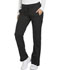 Photograph of Dickies Dynamix Mid Rise Straight Leg Drawstring Pant in Black