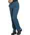 Photograph of Dickies Dickies Dynamix Mid Rise Straight Leg Drawstring Pant in Caribbean Blue