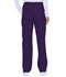 Photograph of Dickies Dickies Dynamix Mid Rise Straight Leg Drawstring Pant in Eggplant