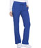 Photograph of Dickies Dynamix Mid Rise Straight Leg Drawstring Pant in Galaxy Blue