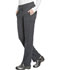 Photograph of Dickies Dynamix Women's Mid Rise Straight Leg Drawstring Pant Gray DK130-PWT