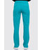 Photograph of Dynamix Women's Mid Rise Straight Leg Drawstring Pant Blue DK130-TLB