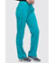 Photograph of Dickies Dickies Dynamix Mid Rise Straight Leg Drawstring Pant in Teal Blue