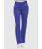 Photograph of Dickies Dynamix Women's Mid Rise Straight Leg Drawstring Pant Purple DK130-UVTZ