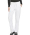 Photograph of Dickies Dickies Dynamix Mid Rise Straight Leg Drawstring Pant in White