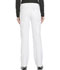 Photograph of Dickies Dynamix Mid Rise Straight Leg Drawstring Pant in White