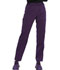 Photograph of Dickies Balance Women Mid Rise Straight Leg Pull-on Pant Purple DK135-EGG