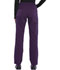 Photograph of Dickies Dickies Balance Mid Rise Straight Leg Pull-on Pant in Eggplant