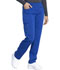 Photograph of Dickies Dickies Balance Mid Rise Straight Leg Pull-on Pant in Galaxy Blue