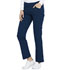 Photograph of Dickies Balance Women Mid Rise Tapered Leg Pull-on Pant Blue DK135-NAV