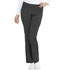 Photograph of Dickies Balance Women's Mid Rise Straight Leg Pull-on Pant Gray DK135-PWT
