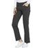 Photograph of Dickies Dickies Balance Mid Rise Straight Leg Pull-on Pant in Pewter