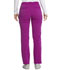Photograph of Dickies Balance Women's Mid Rise Straight Leg Pull-on Pant Purple DK135-VOCH