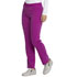 Photograph of Dickies Dickies Balance Mid Rise Straight Leg Pull-on Pant in Violet Charm
