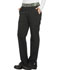 Photograph of Essence Women's Mid Rise Tapered Leg Pull-on Pant Black DK140-BLK
