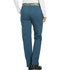 Photograph of Dickies Essence Women's Mid Rise Tapered Leg Pull-on Pant Blue DK140-CAR