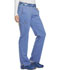 Photograph of Dickies Essence Mid Rise Tapered Leg Pull-on Pant in Ciel Blue