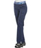Photograph of Dickies Essence Women's Mid Rise Tapered Leg Pull-on Pant Blue DK140-NAV