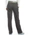 Photograph of Essence Women Mid Rise Tapered Leg Pull-on Pant Gray DK140-PWT
