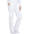 Photograph of Dickies Essence Mid Rise Tapered Leg Pull-on Pant in White